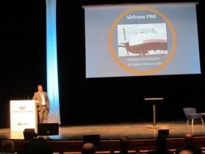 Saab 340 conference