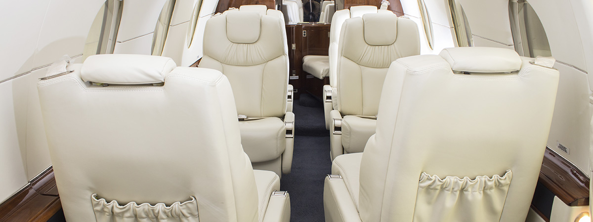 CORPORATE AIRCRAFT INTERIORS