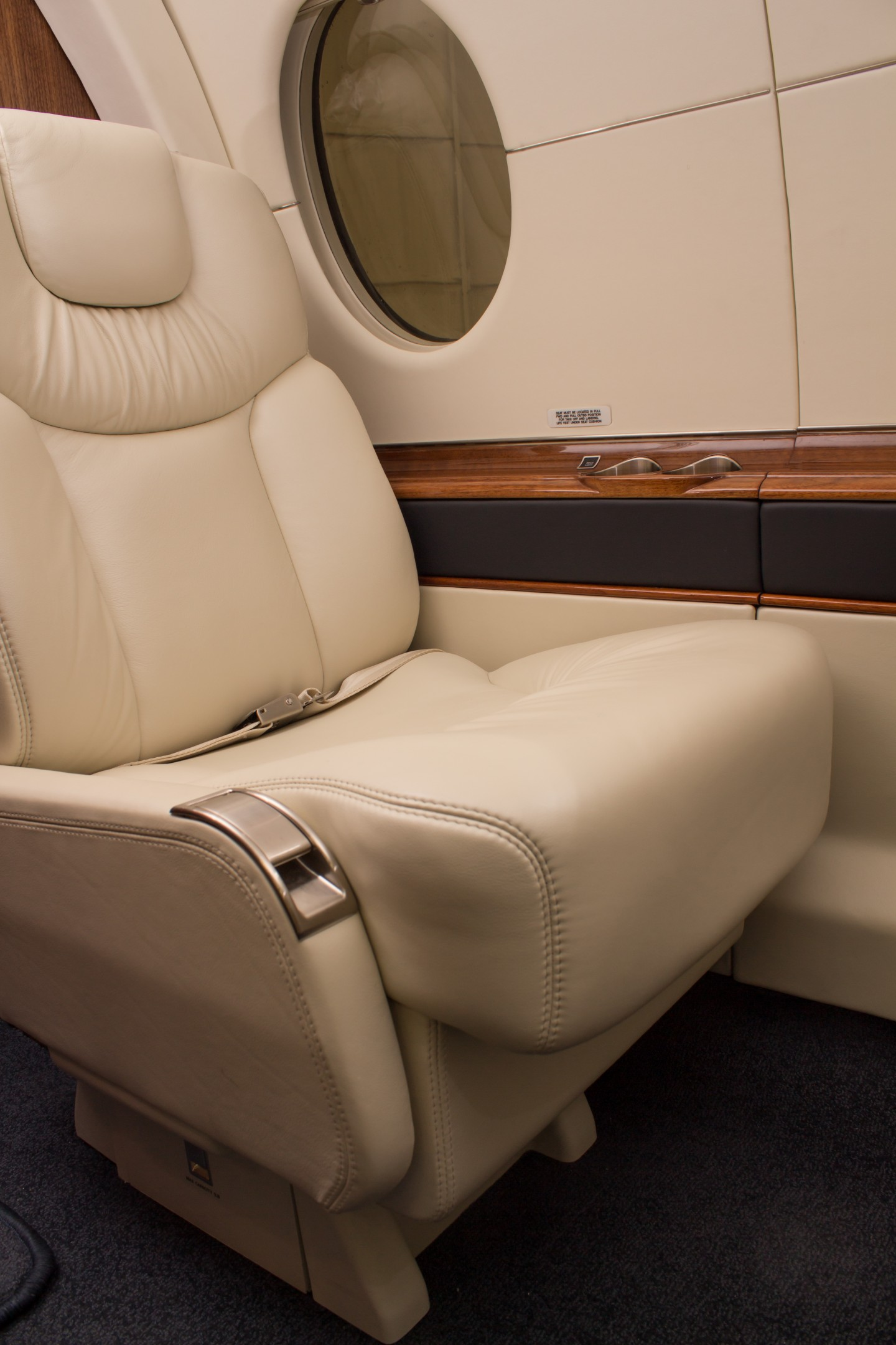 Beechjet Interior