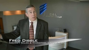 The C&L Aviation Team | Fred Dibble
