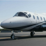 Beechjet 400a custom paint job