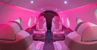 Beechjet 400A Interior 14