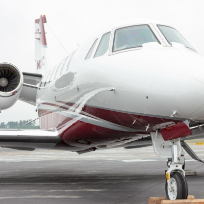 Citation XLS paint job