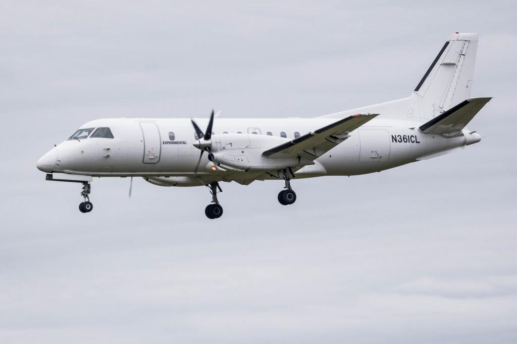 Saab 340 ads-b