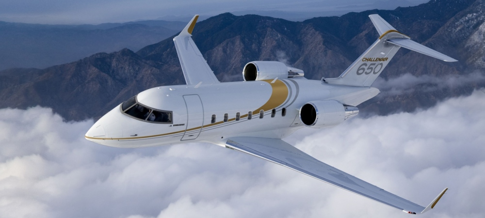 Challenger Aircraft MRO and Repair Station