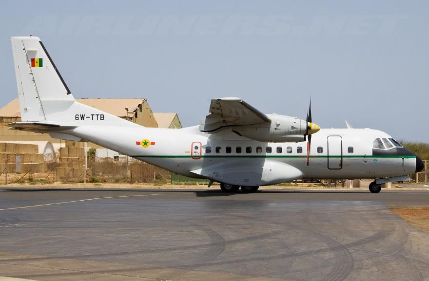 CASA CN235-220 For Sale C&L Aero MSN N15 Spec Sheet 17Jul2020