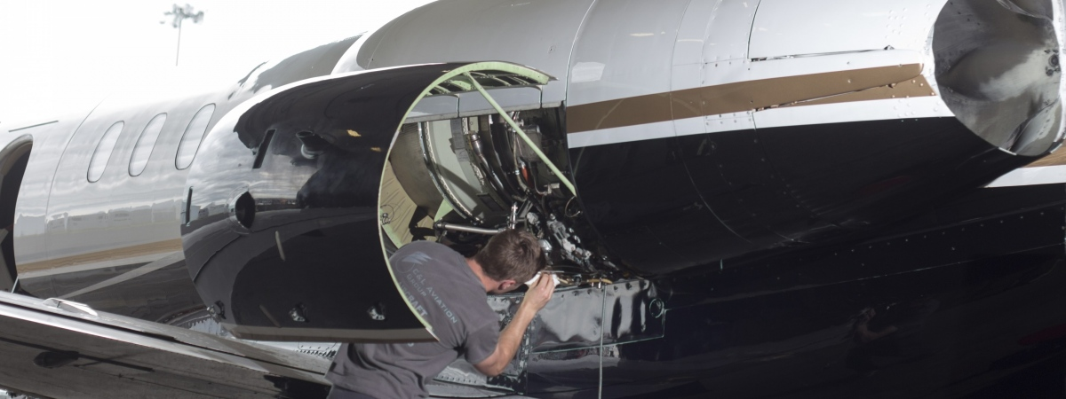 Aircraft Pre-Purchase Inspection