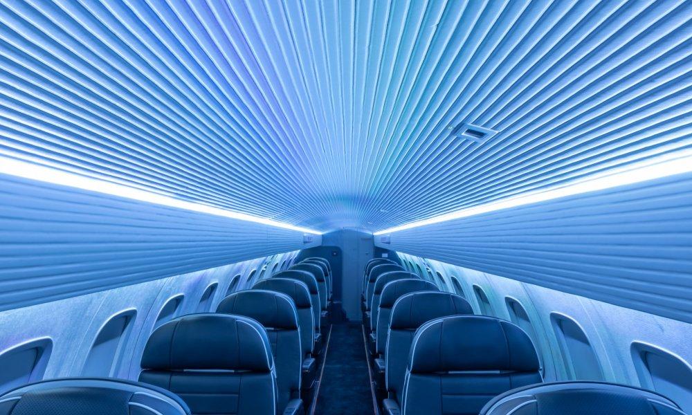 ERJ 135 Interior Upgrade for Semi-Private Travel