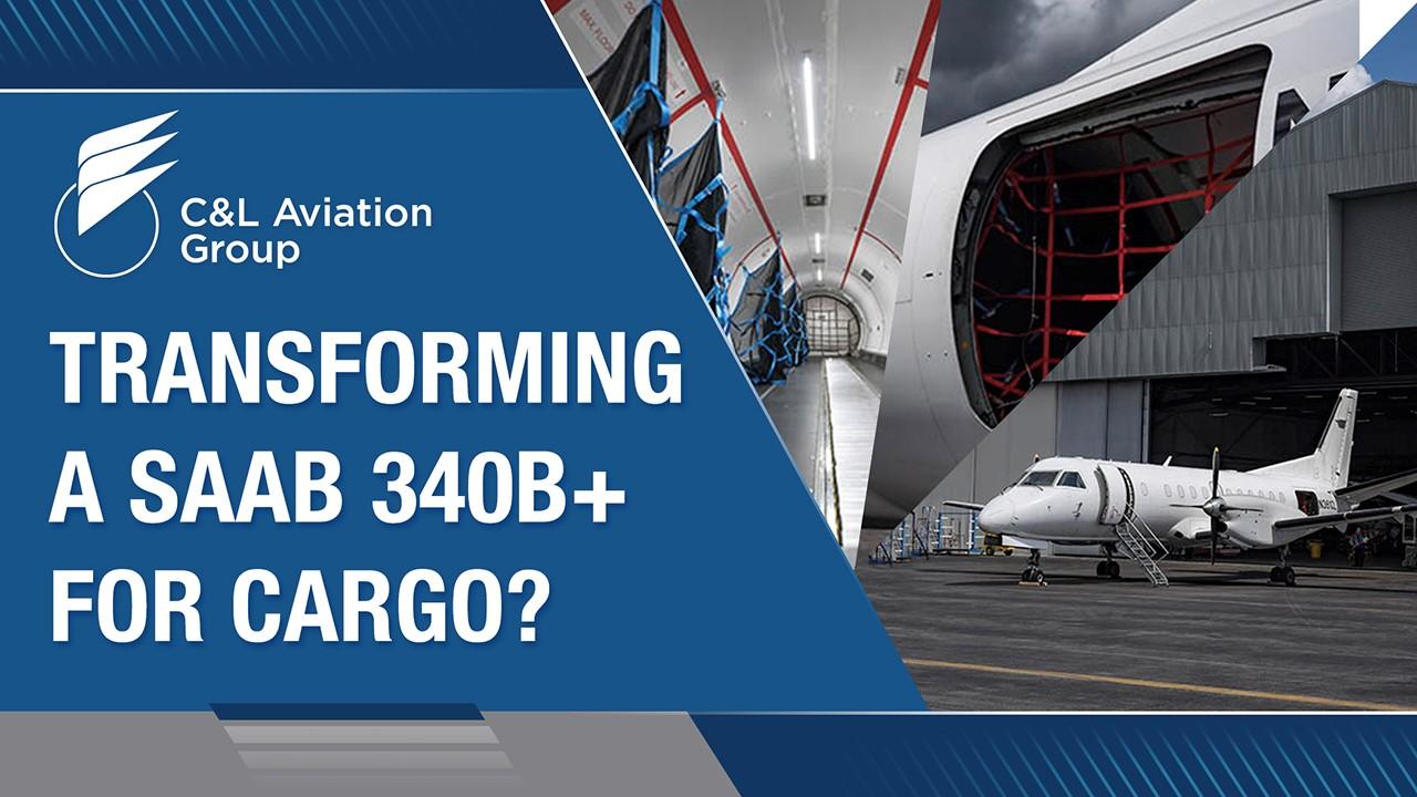 Saab 340 Cargo Conversion