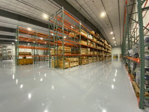 C&L new warehouse